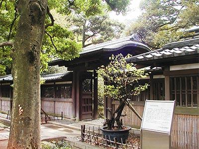 旧前田侯爵邸和館